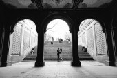 Central Park Engagement Photography